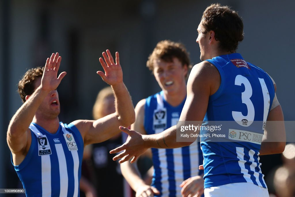 VFL Rd 16 - Frankston v North Melbourne