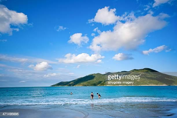 brasil praias - arraial do cabo imagens e fotografias de stock
