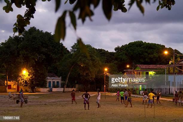 Brazil, Boipeba, Velha Boipeba village