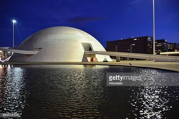 Brasil, Brasilia-complejo Cultural de la República