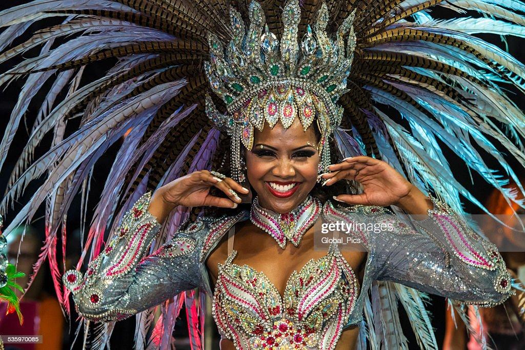 Brazil Carnival 2015 : Stock Photo