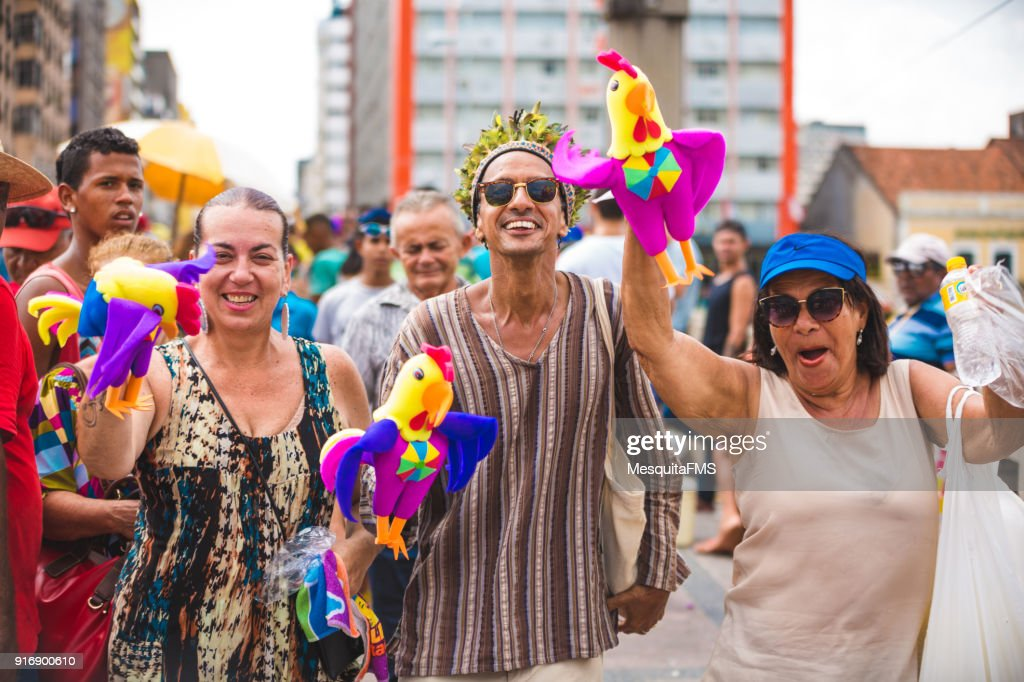 Brazil Carnival 2018 High-Res Stock Photo - Getty Images