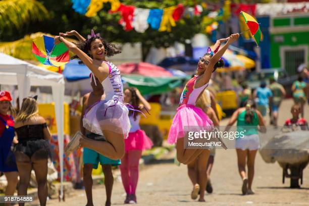brazil: carnival 2018 - recife stock pictures, royalty-free photos & images