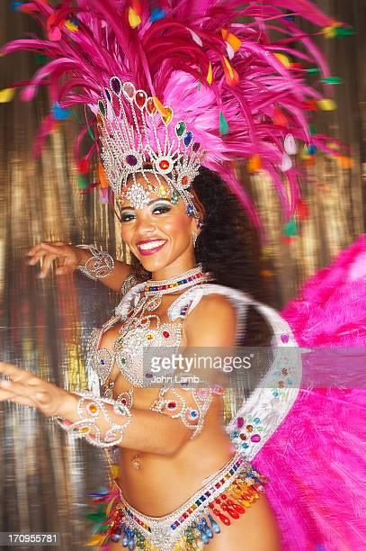 Brazil Carnival Dancer