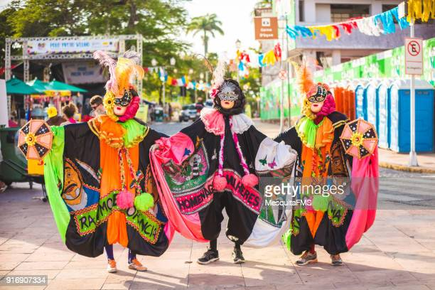 brazil: carnival - recife stock pictures, royalty-free photos & images