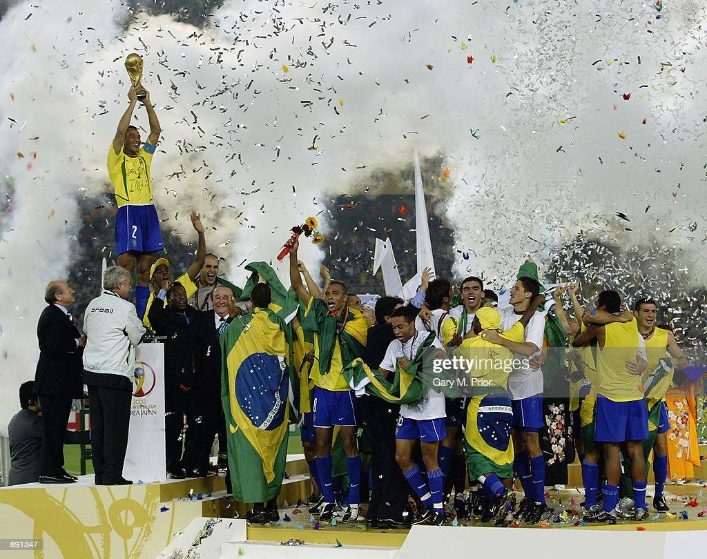 Brazil celebrate : News Photo