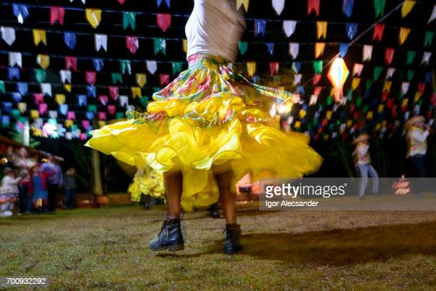 brazil folk: festa junina, quadrilha - month stock pictures, royalty-free photos & images