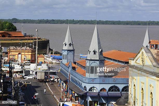 Brazil - Historic Ver-o-Peso Market in Amazon