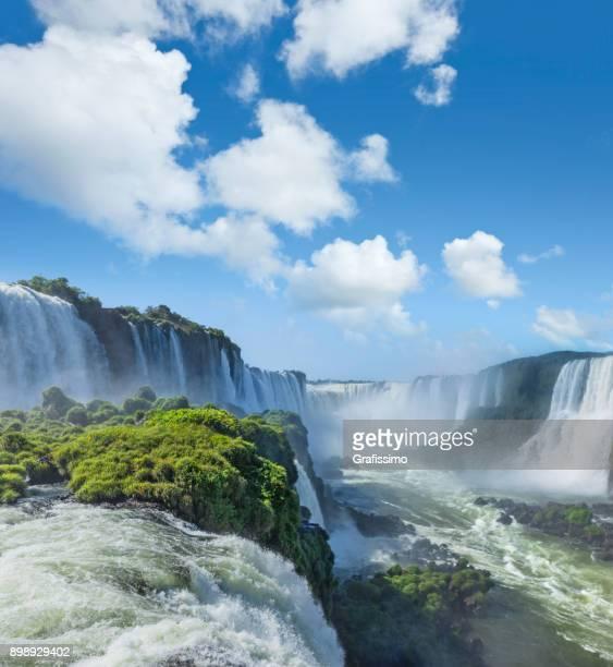 Iguazu-Wasserfälle Brasilien