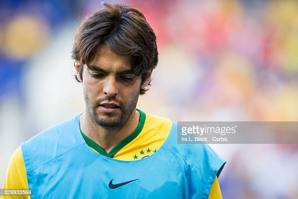 Brazil national team player KAKA during the Soccer 2015 Brazil National Team vs Costa Rica on September 5th 2015 at Red Bull Arena in Harrison NJ USA...
