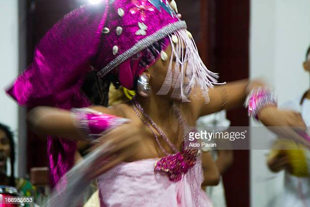 Brazil, Olinda, candomblé ritual