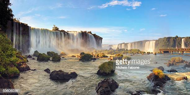 Brazil, Parana, Iguassu Falls National Park