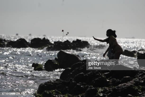 brazil - iemanja imagens e fotografias de stock