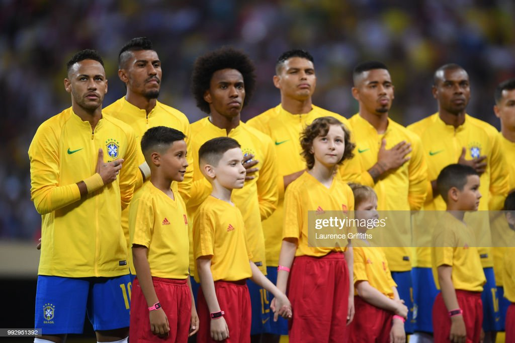 Brazil v Belgium: Quarter Final - 2018 FIFA World Cup Russia : ニュース写真