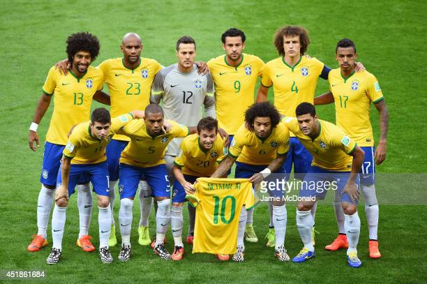 Brazil National Soccer Team Pictures and Photos - Getty Images