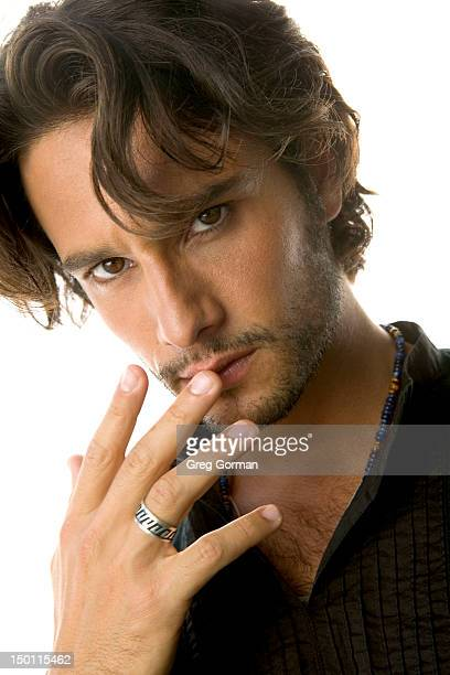 Brazilian actor Rodrigo Santoro for the May 2004 Interview Magazine in Los Angeles California
