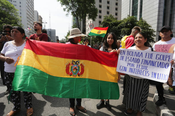BRA: Act In Solidarity With The Bolivian People In Sao Paulo