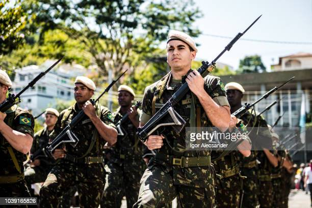 exército brasileiro - cultura brasileira - fotografias e filmes do acervo