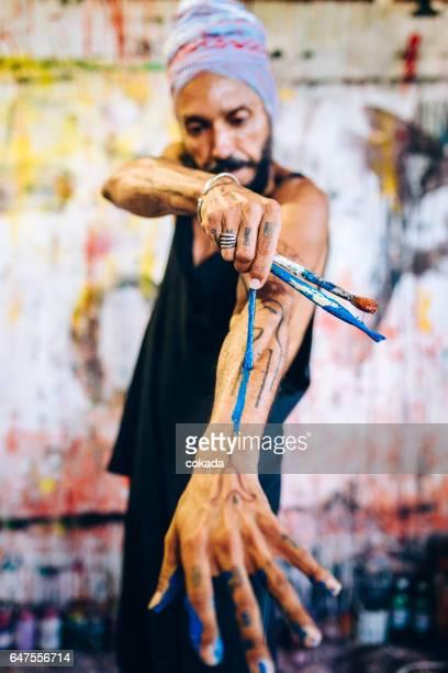 Brazilian artist