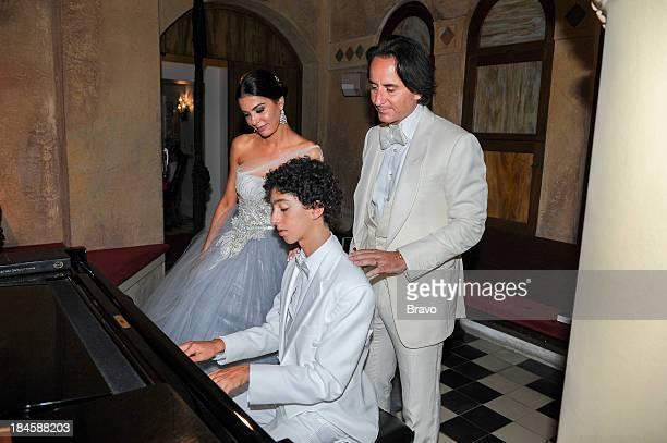 MIAMI Brazilian Bridezilla Episode 310 Pictured Adriana De Moura son Alex Frederic Marq