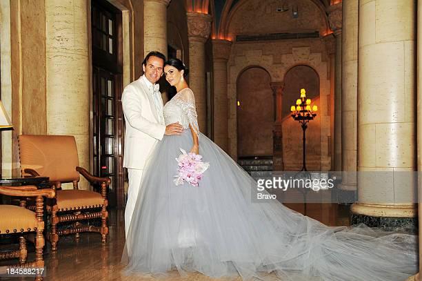 MIAMI Brazilian Bridezilla Episode 310 Pictured Frederic Marq Adriana De Moura