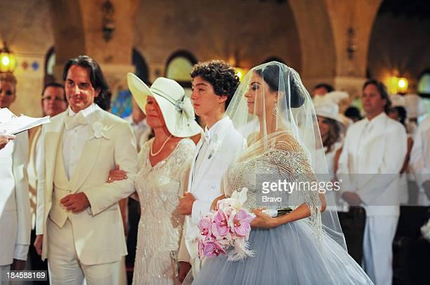 MIAMI Brazilian Bridezilla Episode 310 Pictured Frederic Marq Mother Son Alex Adriana De Moura