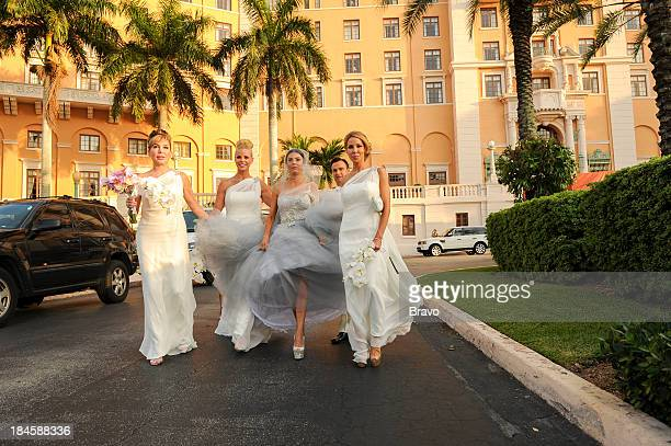 MIAMI 'Brazilian Bridezilla' Episode 310 Pictured Marysol Patton Alexia Echevarria Adriana De Moura Lisa Hochstein