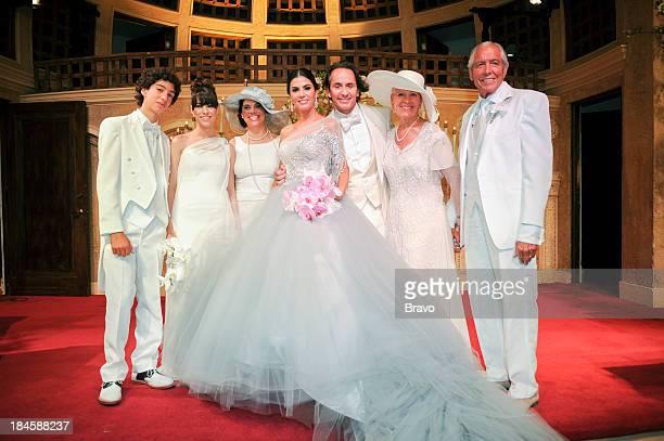 MIAMI Brazilian Bridezilla Pictured Adriana De Moura Frederic Marq with family
