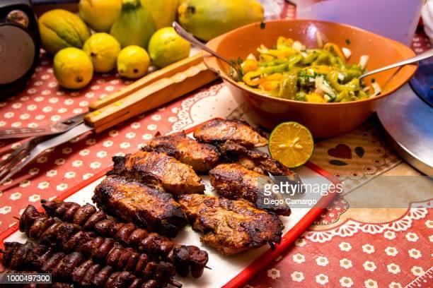 Brazilian Caipira Barbecue