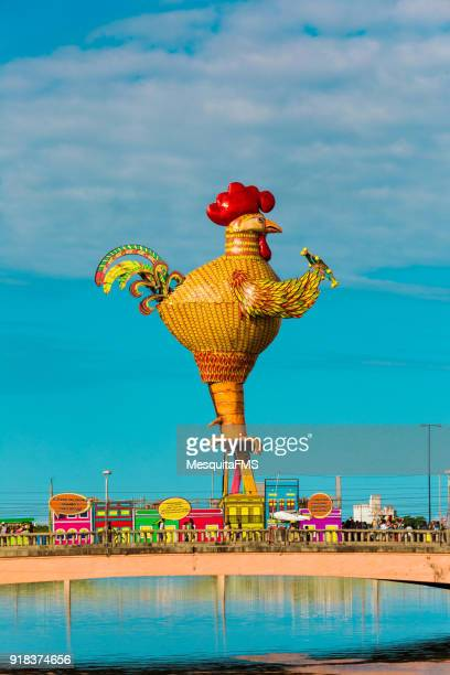 brazilian carnival 2018 - frevo imagens e fotografias de stock