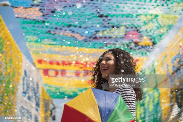 brazilian carnival - carnival stock pictures, royalty-free photos & images