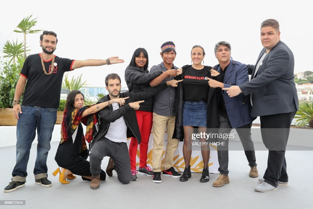 """The Dead And The Others"" Photocall - The 71st Annual Cannes Film Festival"