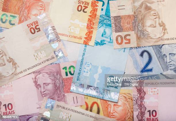 Brazilian Currency Real