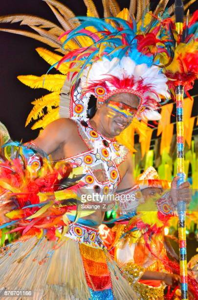 brazilian folk tale in são luis do maranhão - sao luis stock pictures, royalty-free photos & images