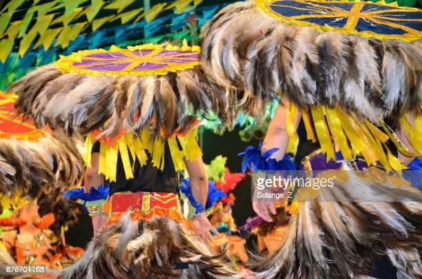 brazilian folk tale in são luis do maranhão - maranhao state stock pictures, royalty-free photos & images