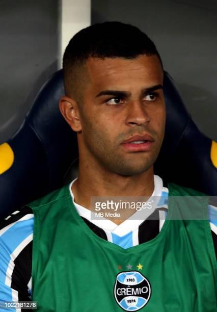 Brazilian Football League Serie A 2018 / 'n 'nAlisson Euler de Freitas Castro