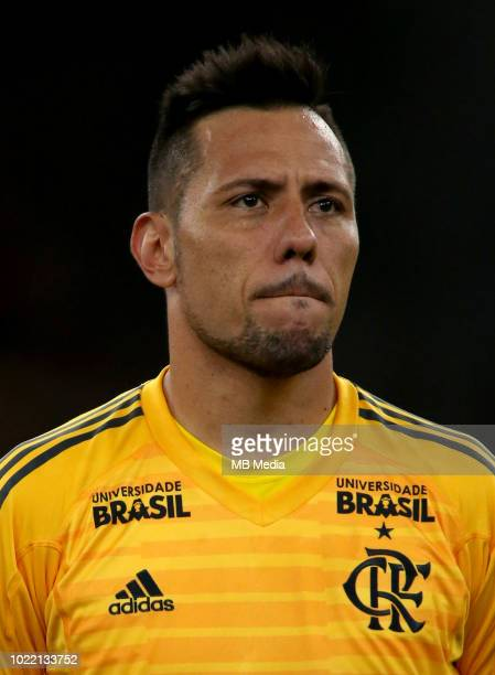 Brazilian Football League Serie A 2018 / n nDiego Alves Carreira