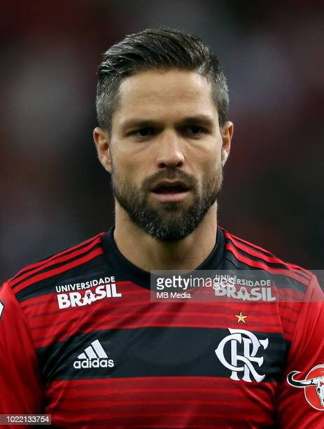 Brazilian Football League Serie A 2018 / n nDiego Ribas Da Cunha