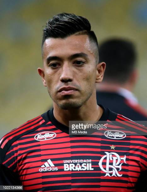 Brazilian Football League Serie A 2018 / n nFernando Uribe Hincapie