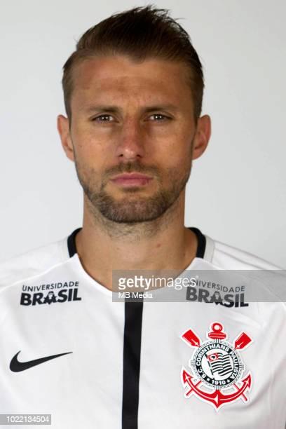 Brazilian Football League Serie A 2018 / 'n 'nHenrique Adriano Buss ' Henrique Buss '
