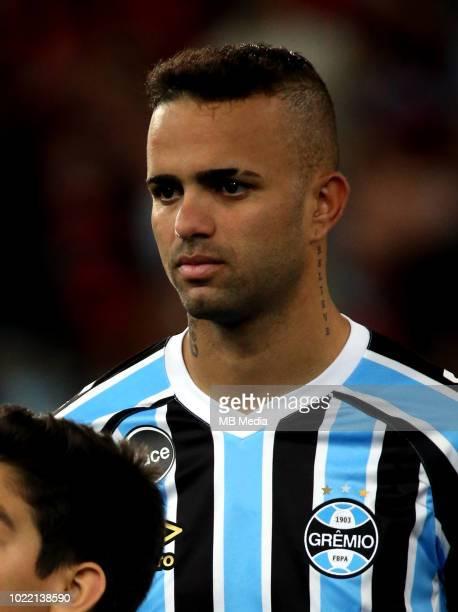 "Brazilian Football League Serie A 2018 / ""n - ""nLuan Guilherme de Jesus Vieira"