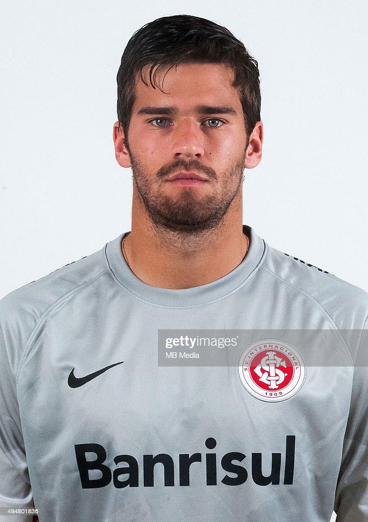 Brazilian Football League Serie A / - Alisson Ramses Becker ' Alisson Becker '