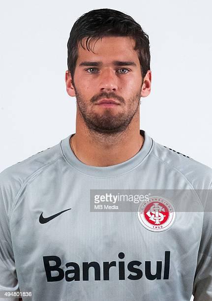 Brazilian Football League Serie A / Alisson Ramses Becker ' Alisson Becker '