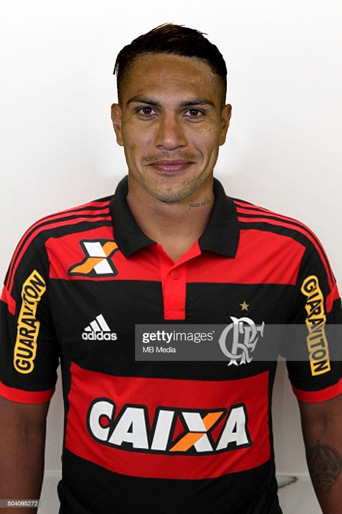 Brazilian Football League Serie A / 'n( Clube de Regatas do Flamengo ) - 'nJose Paolo Guerrero Gonzales
