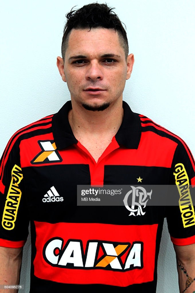 Brazilian Football League Serie A / 'n( Clube de Regatas do Flamengo ) - 'nMarcos Rogerio Ricci Lopes - Para