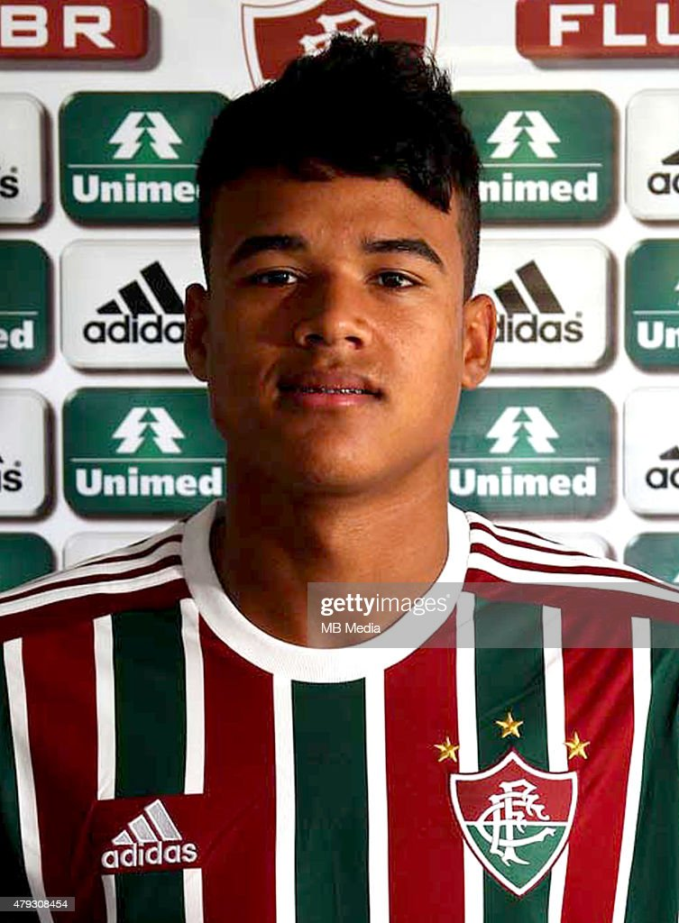 Brazilian Football League Serie A Headshots : News Photo
