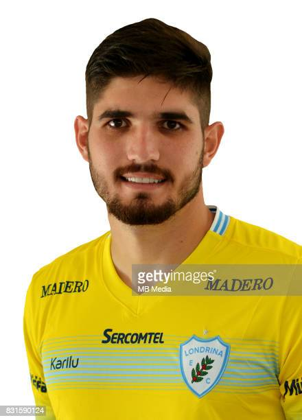Brazilian Football League Serie B 2017 / n nAlan Jose Bernardon Alan
