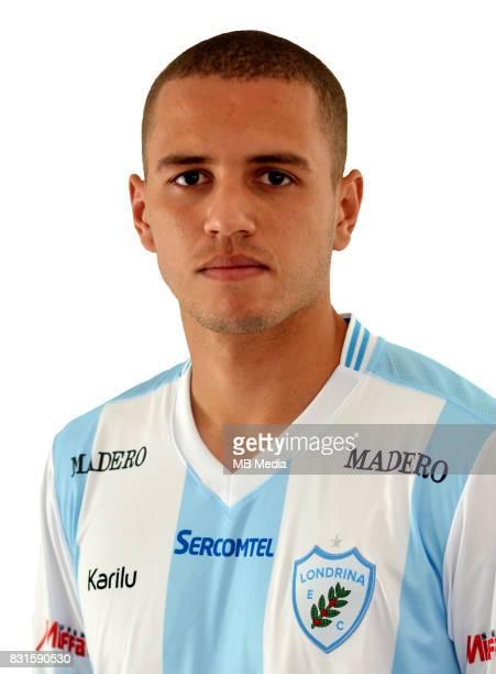 Brazilian Football League Serie B 2017 / n nMarcondes de Jesus Santos Junior Marcondes