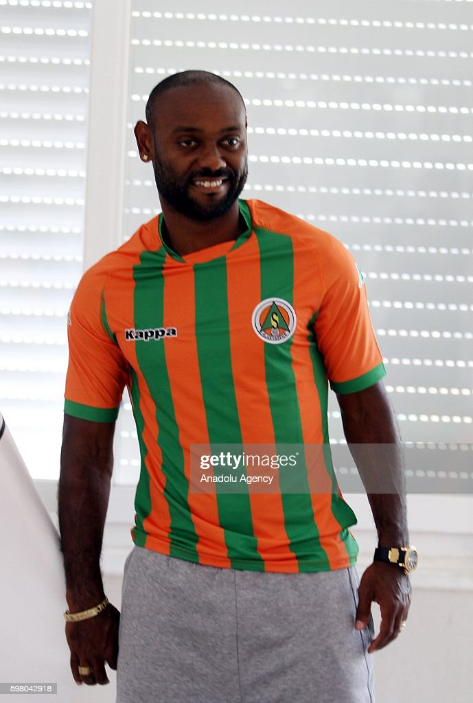 Vagner Love signs two-year contract with Alanyaspor : News Photo