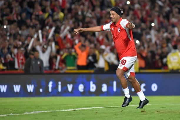 COL: Ronaldinho Exhibition Match